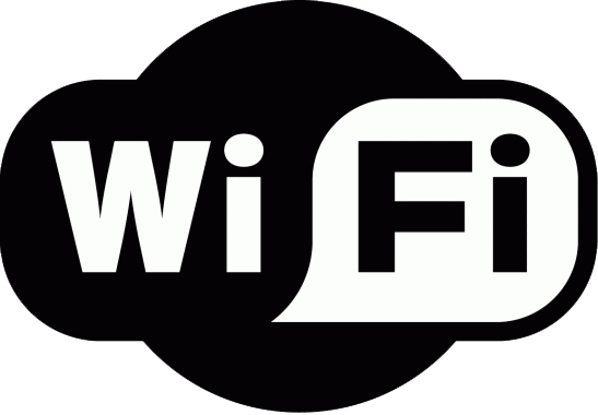 Free WiFi is available to all of our customers.
